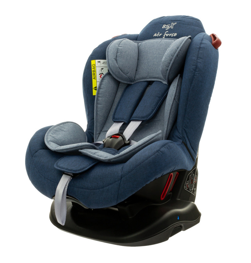 Image of FOTELIK BSX 9502-12 NAVY EUROBABY